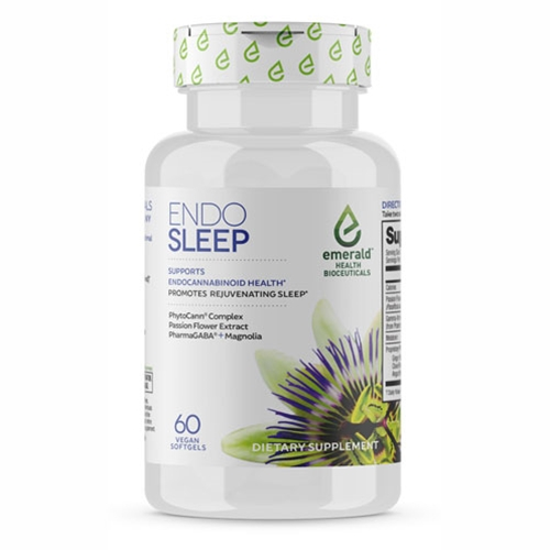 Emerald Health Bioceuticals Endo Sleep 60 caps by Emerald Health Bioceuticals