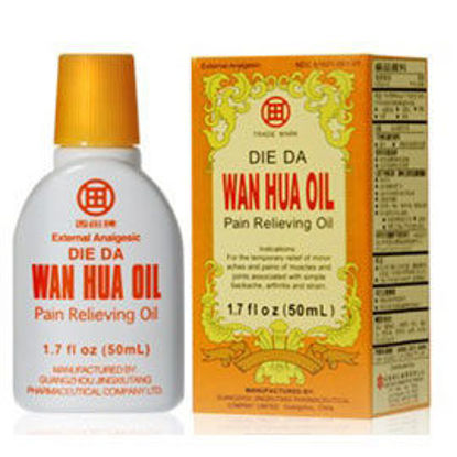Picture of Wan Hua Oil 1.7 fl oz (50ml)