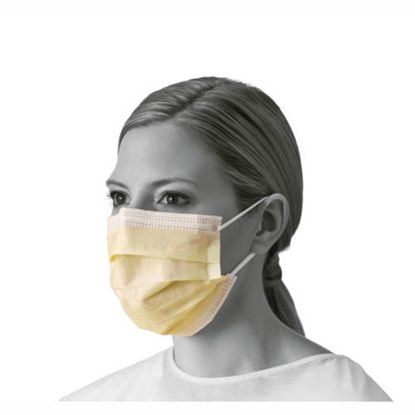 Picture of Face Masks, Disposable, box of 50