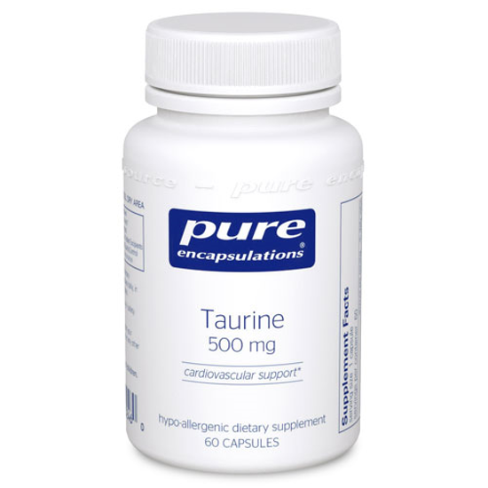 Picture of Taurine 60's, Pure Encapsulations