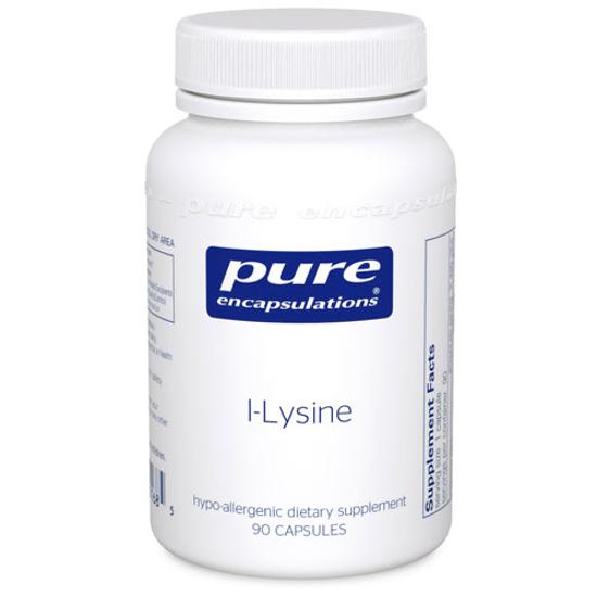 Picture of L Lysine 90's, Pure Encapsulations
