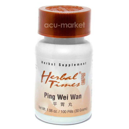 Picture of Ping Wei Wan, Herbal Times 100's