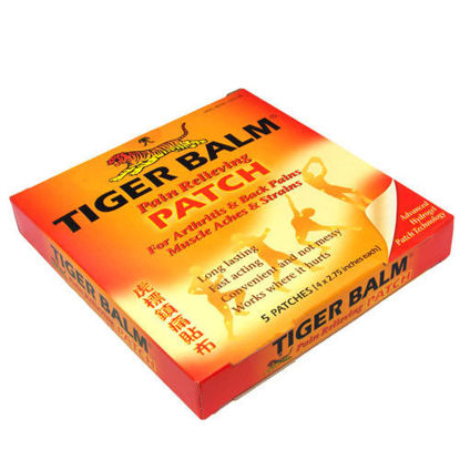 Picture of Tiger Balm Patch (5 pack)