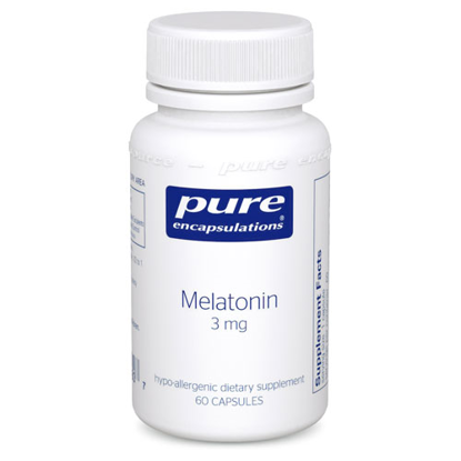 Picture of Melatonin by Pure Encapsulations