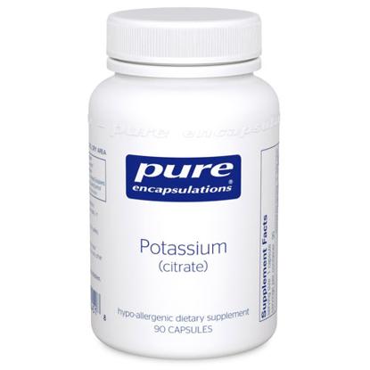 Picture of Potassium (citrate) 90's, Pure Encapsulations