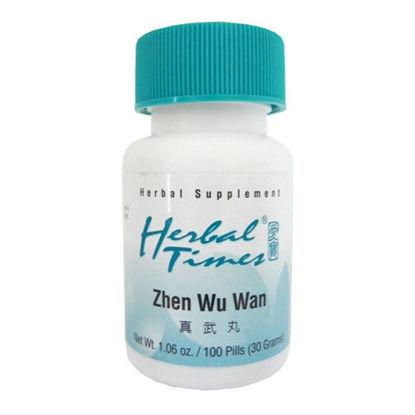 Picture of Zhen Wu Wan, Herbal Times®