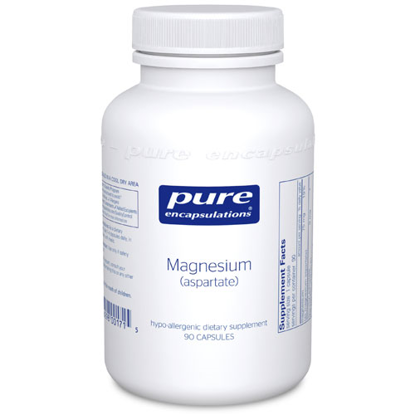 Picture of Magnesium (aspartate) 90's, Pure Encapsulations