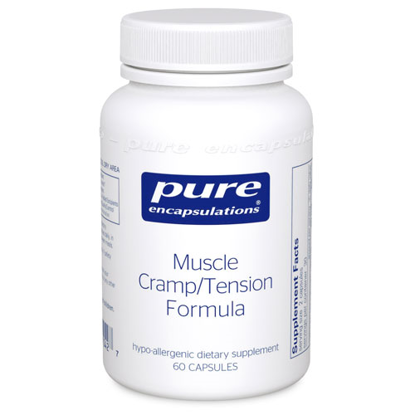 Picture of Muscle Cramp/Tension Formula by Pure Encapsulations