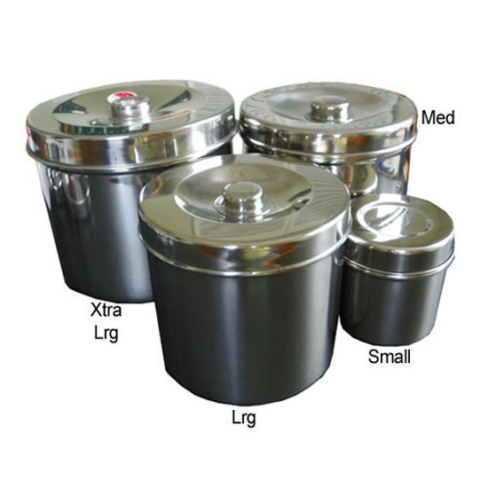 Picture of Stainless Steel Jars
