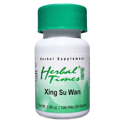 Picture of Xing Su Wan, Herbal Times®