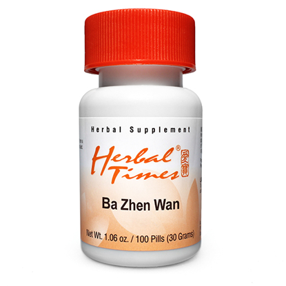 Picture of Ba Zhen Wan, Herbal Times®