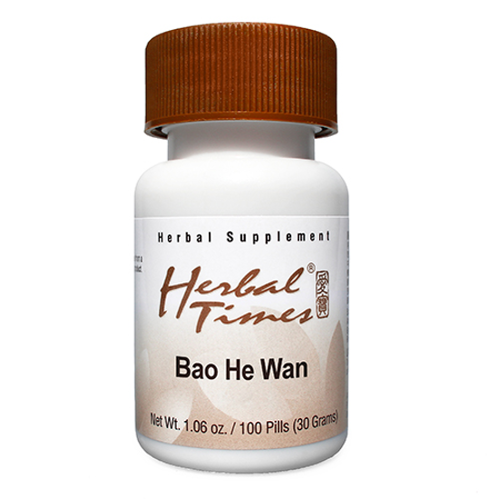Picture of Bao He Wan, Herbal Times®