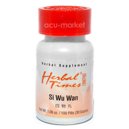 Picture of Si Wu Wan, Herbal Times®