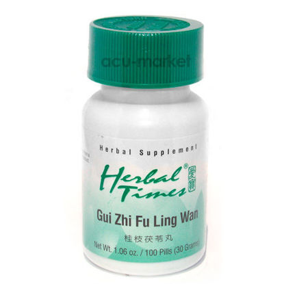 Picture of Gui Zhi Fu Ling Wan, Herbal Times®