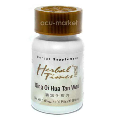 Picture of Qing Qi Hua Tan Wan, Herbal Times®