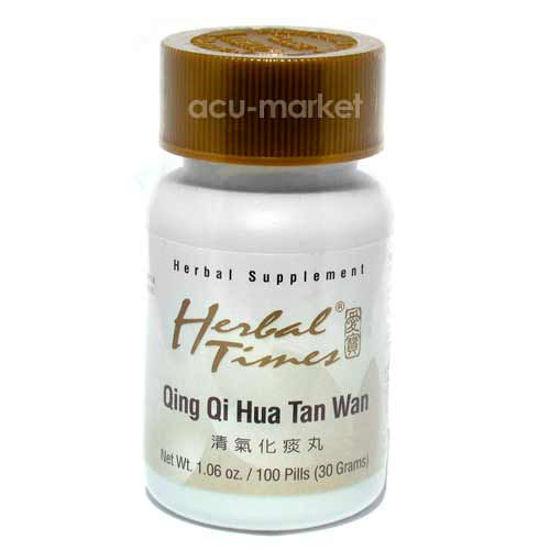 Picture of Qing Qi Hua Tan Wan, Herbal Times®