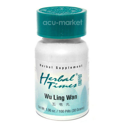 Picture of Wu Ling Wan, Herbal Times®