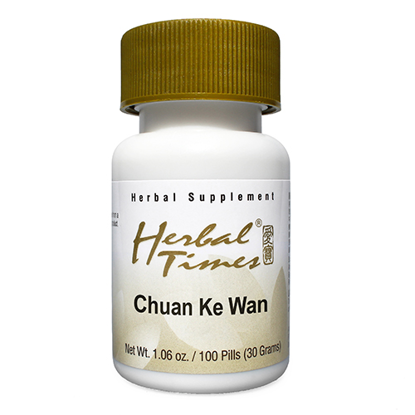 Picture of Chuan Ke Wan, Herbal Times®