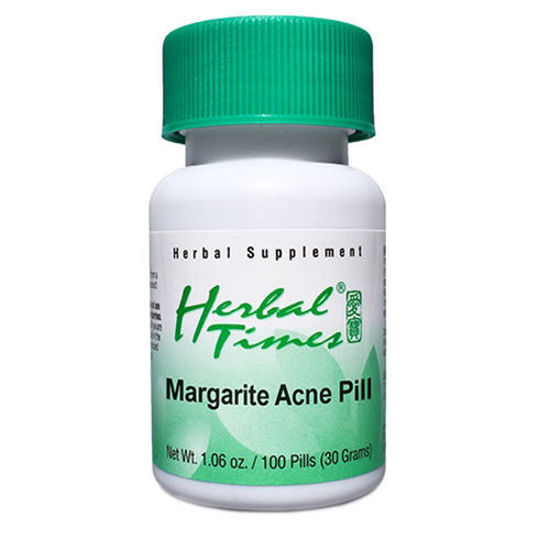 Picture of Margarite Acne Pill, Herbal Times®