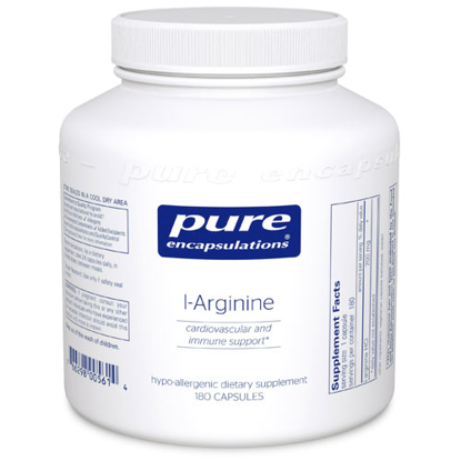 Picture of L  Arginine by Pure Encapsulations