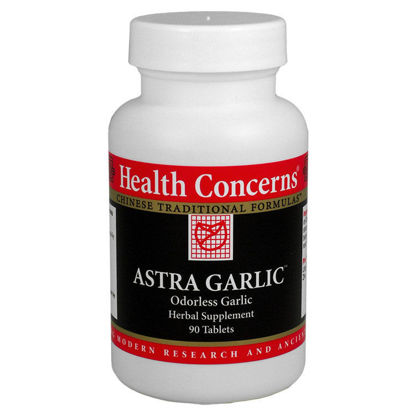 Picture of Astra Garlic, Health Concerns