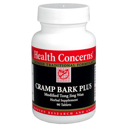 Picture of Cramp Bark Plus - Modified Tong Jing Wan, Health Concerns