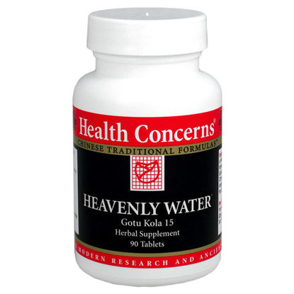 Picture of Heavenly Water, Health Concerns