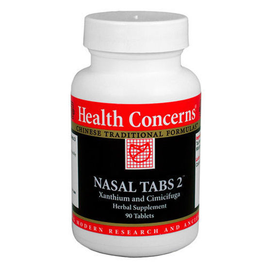 Picture of Nasal Tabs 2, Health Concerns