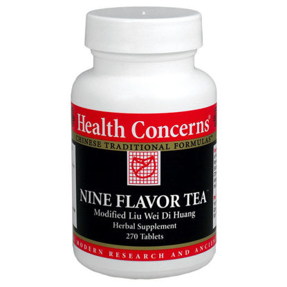 Picture of Nine Flavor Tea by Health Concerns