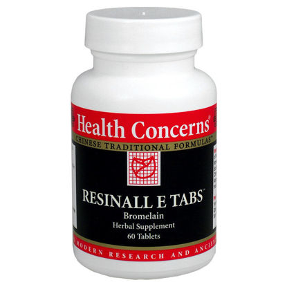 Picture of Resinall E Tabs, Health Concerns 60 tabs