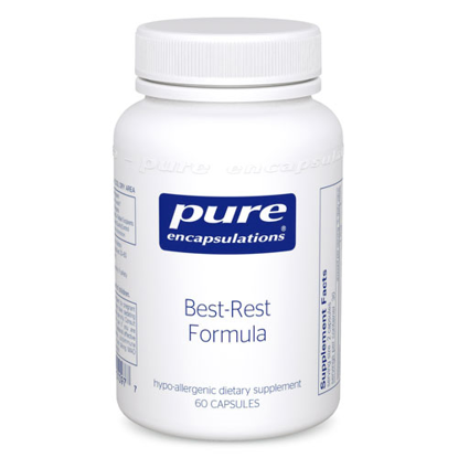 Picture of Best Rest Formula 60's, Pure Encapsulations