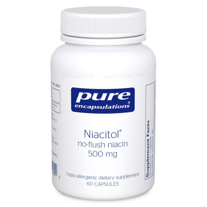 Picture of Niacitol by Pure Encapsulations