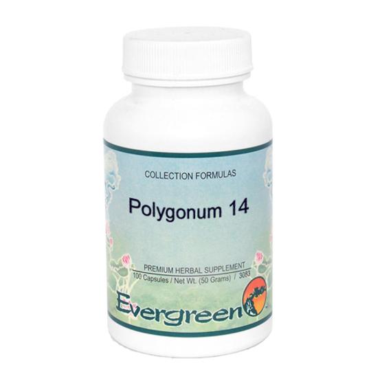 Picture of Polygonum 14 - Evergreen Capsules 100ct