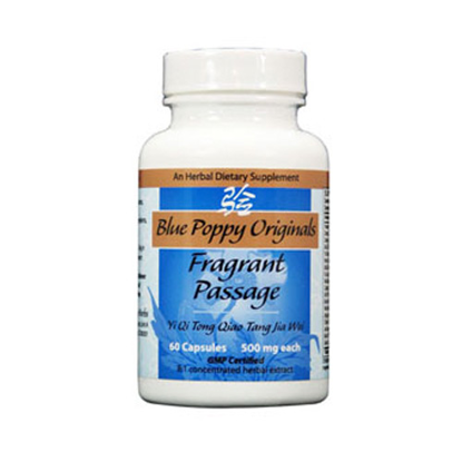 Picture of Fragrant Passage Caps 60's, Blue Poppy