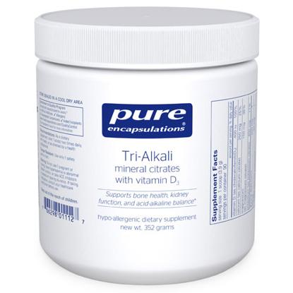 Picture of Tri Alkali 351g., Pure Encapsulations