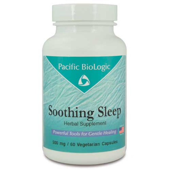 Picture of Soothing Sleep 60's, Pacific BioLogic
