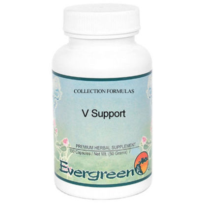 Picture of V Support *Formerly V Statin* - Evergreen Caps 100ct