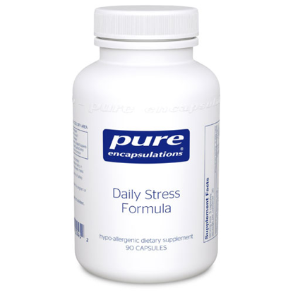 Picture of Daily Stress Formula 90's, Pure Encapsulations