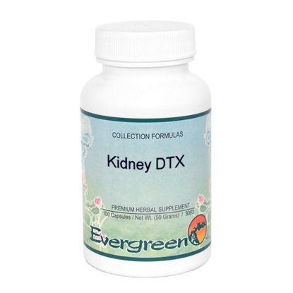 Picture of Kidney DTX - Evergreen Caps 100ct