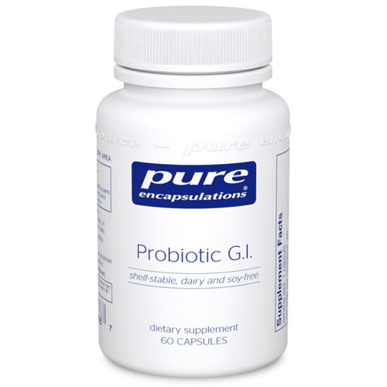 Picture of Probiotic GI 60ct, Pure Encapsulations