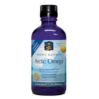Picture of Nordic Arctic Omega Liquid 8oz