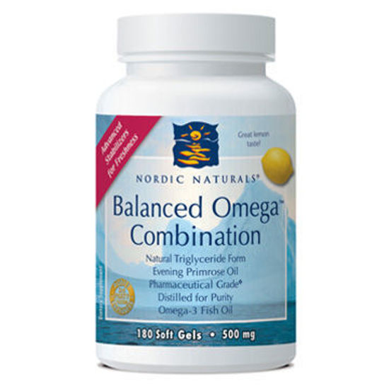 Picture of Nordic Balanced Omega 180ct