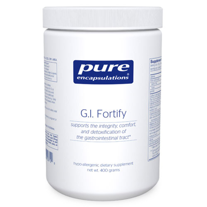 Picture of G.I. Fortify, Pure Encapsulations 400g
