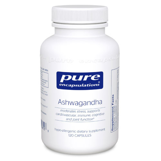 Picture of Ashwagandha 120ct., Pure Encapsulations