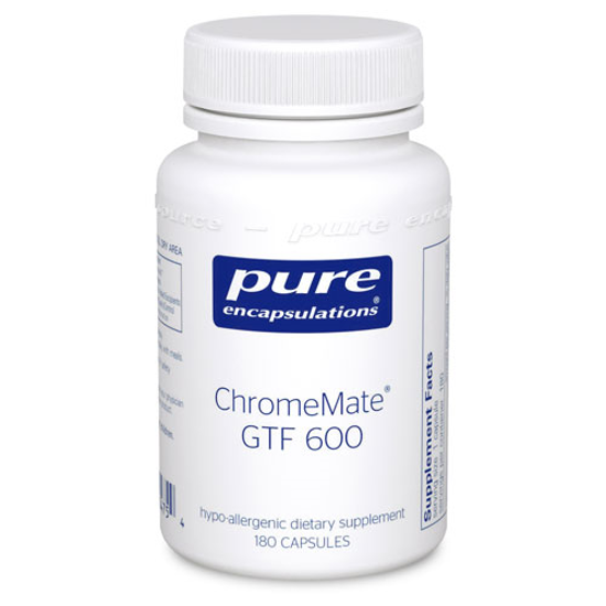 Picture of Chrome Mate GTF 600 180ct., Pure Encapsulations