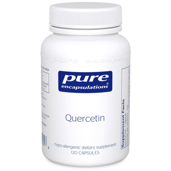Picture of Quercetin 120's, Pure Encapsulations