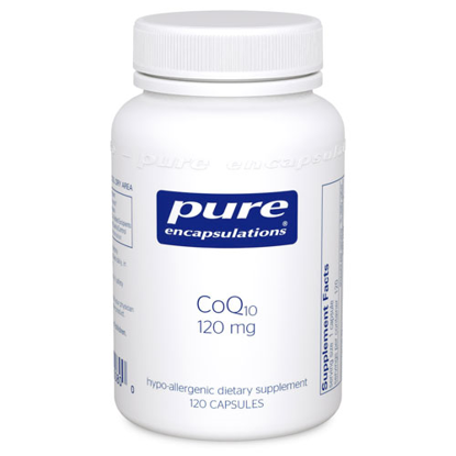 Picture of CoQ10 by Pure Encapsulations