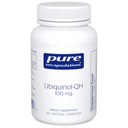 Picture of Ubiquinol QH by Pure Encapsulations