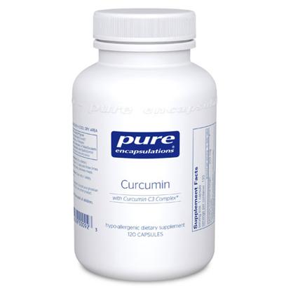 Picture of Curcumin 120's, Pure Encapsulations