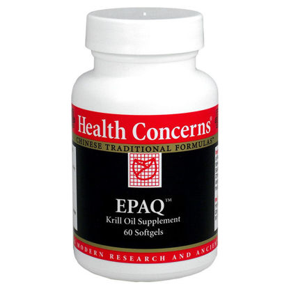 Picture of EPAQ, Health Concerns 60 softgels
